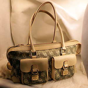 Poor Condition Dooney & Bourke Purse Handbag